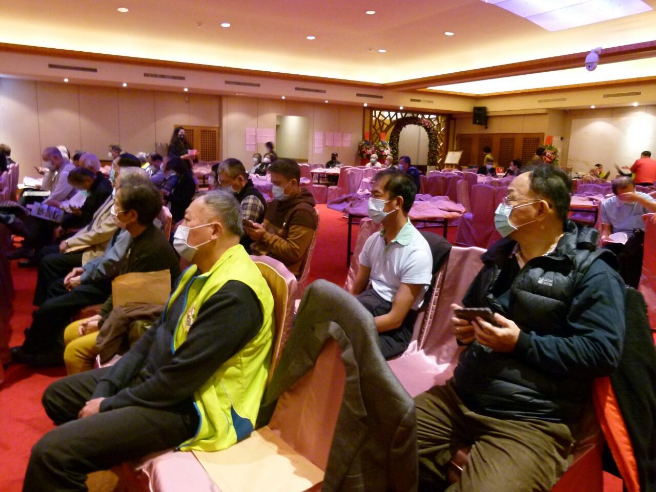 台南市西藥公會第29屆第二次會員大會暨頒發108年度會員子女獎學金_210202_82